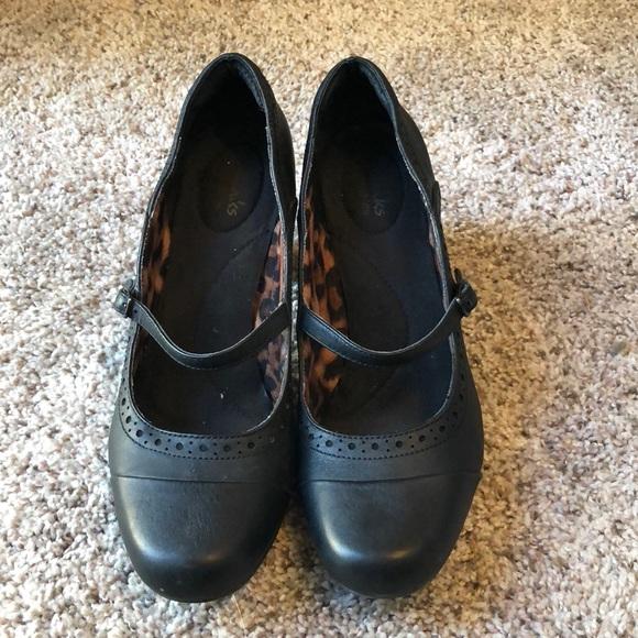 b0635902777 Clarks Shoes - Clarks Mary Jane heels